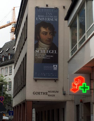 The Goethe Museum