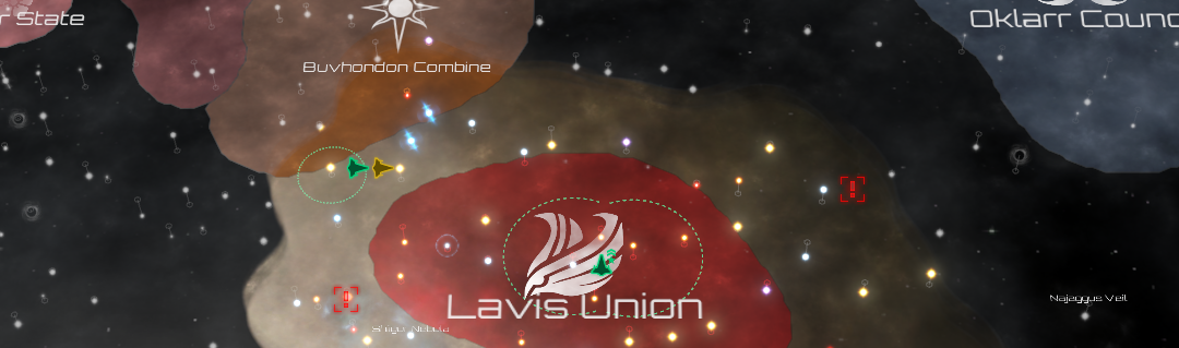 Lavis Chronicles: Cosmic Empires