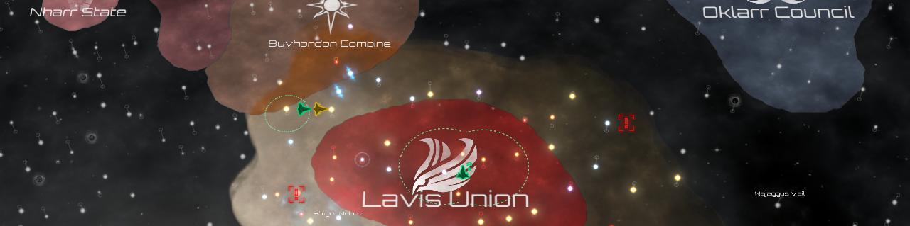 Lavis Chronicles: Cosmic Empires