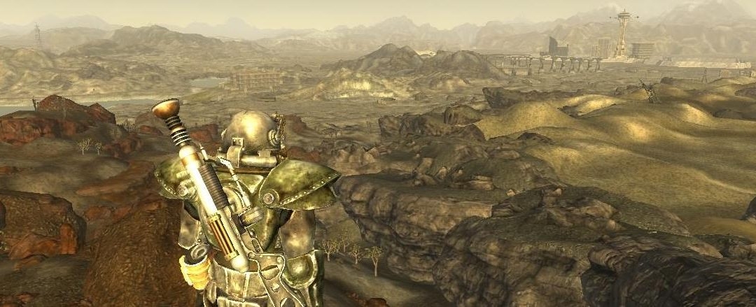 Wasteland: Going Solo