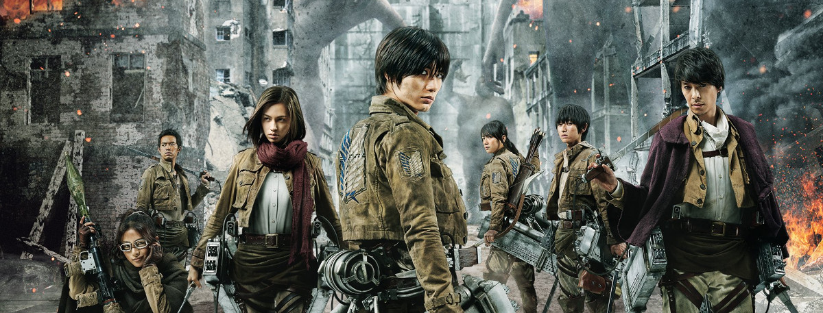 Attack on Titan (Movie Review)