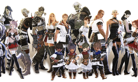 Final Fantasy XIV: A Boring Realm (Game Review)