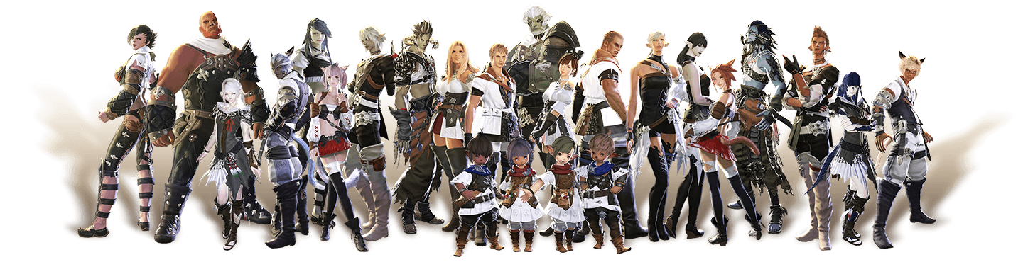 Final Fantasy XIV: part 2 (Game Review)
