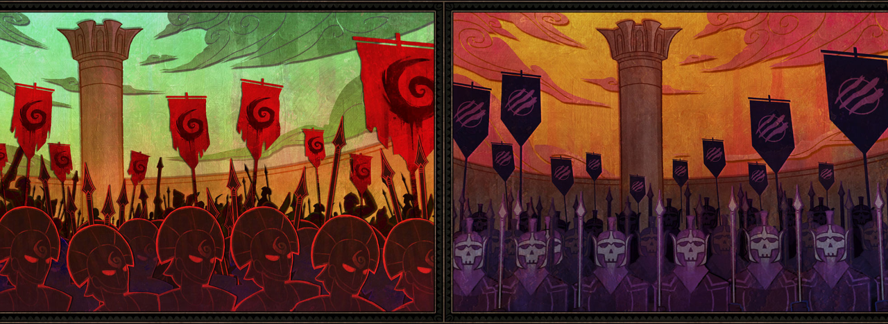 Conquest: Stone Halls