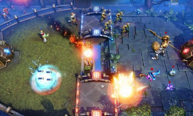 The Surprising Strategy of Minion Masters
