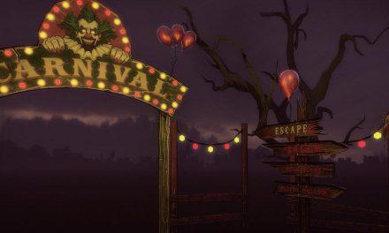 Jovan the Nihilist Carnival Barker