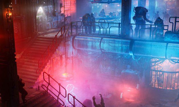 Still Waters (Runner Concept)